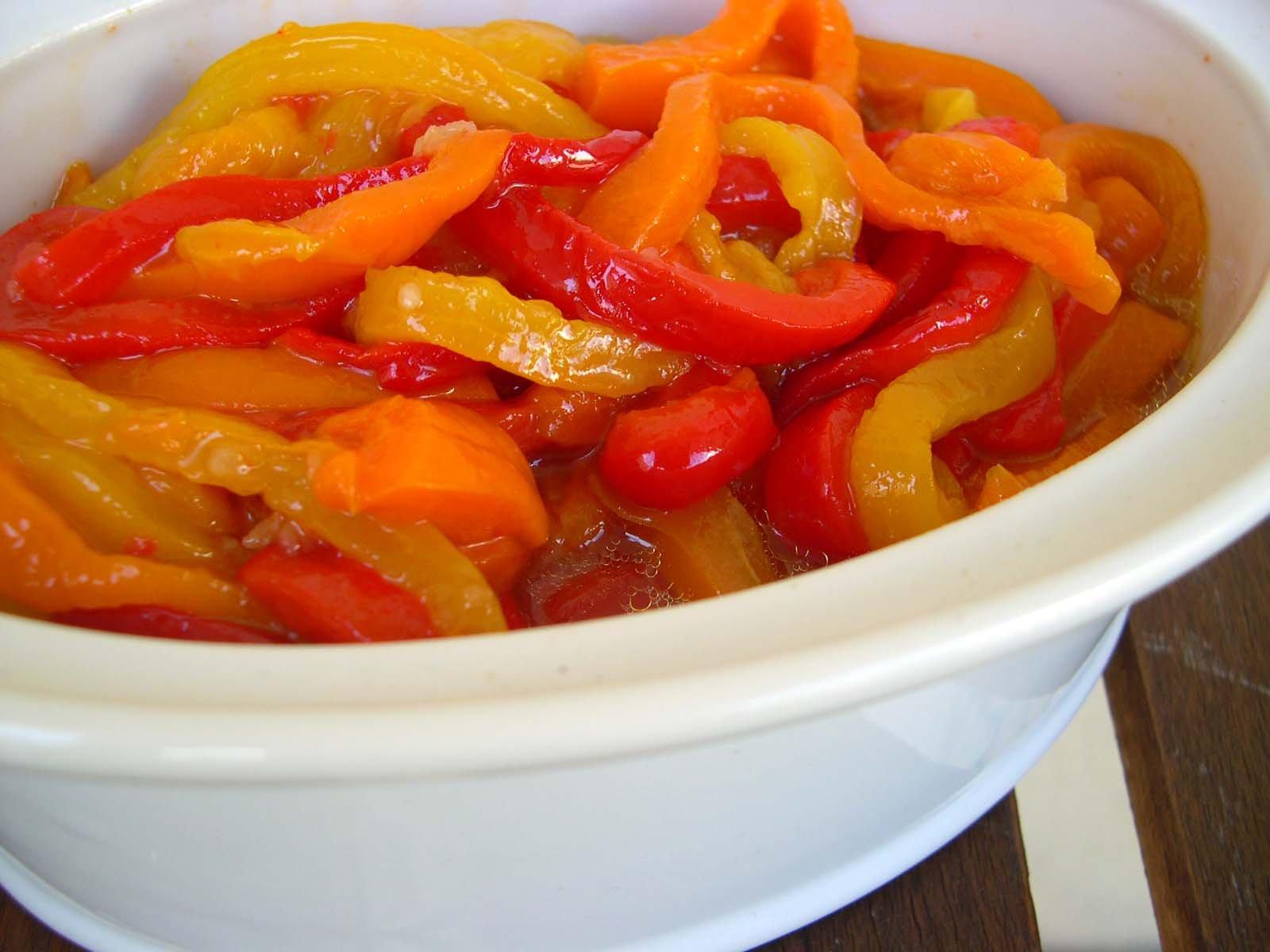 Repas et menus pour les enfants - Que cuisiner avec des poivrons ...